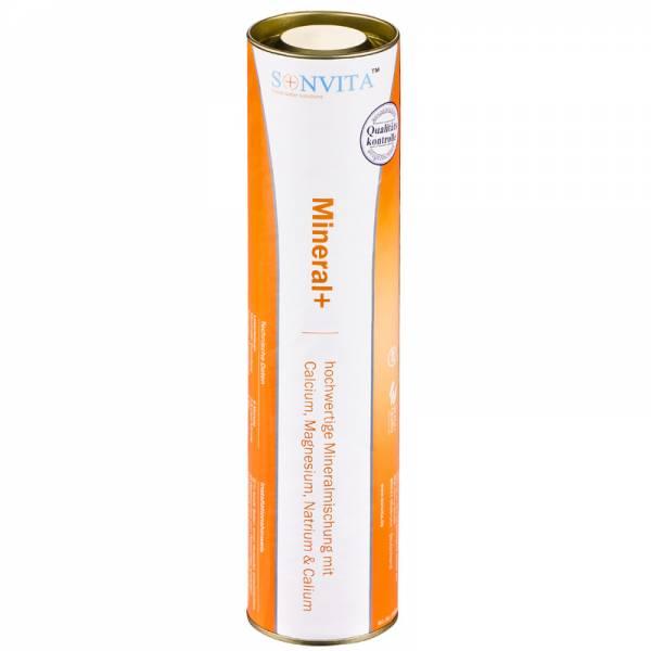 Sonvita Kartusche Mineral+ Verpackung